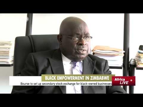Zimbabwe Empowers Black-Owned Businesses