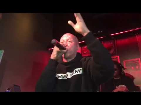 KRS-One & Channel Live - Mad Izm Live @ Cash Only 3/2/18