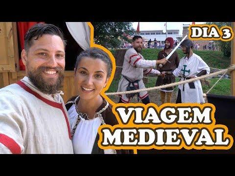 VIAGEM MEDIEVAL EM SANTA MARIA DA FEIRA - DIA 3