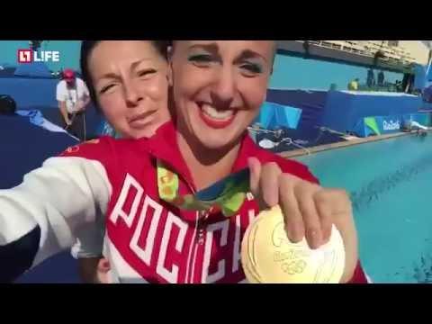 Рио глазами певицы NYUSHA: Победа на Олимпиаде