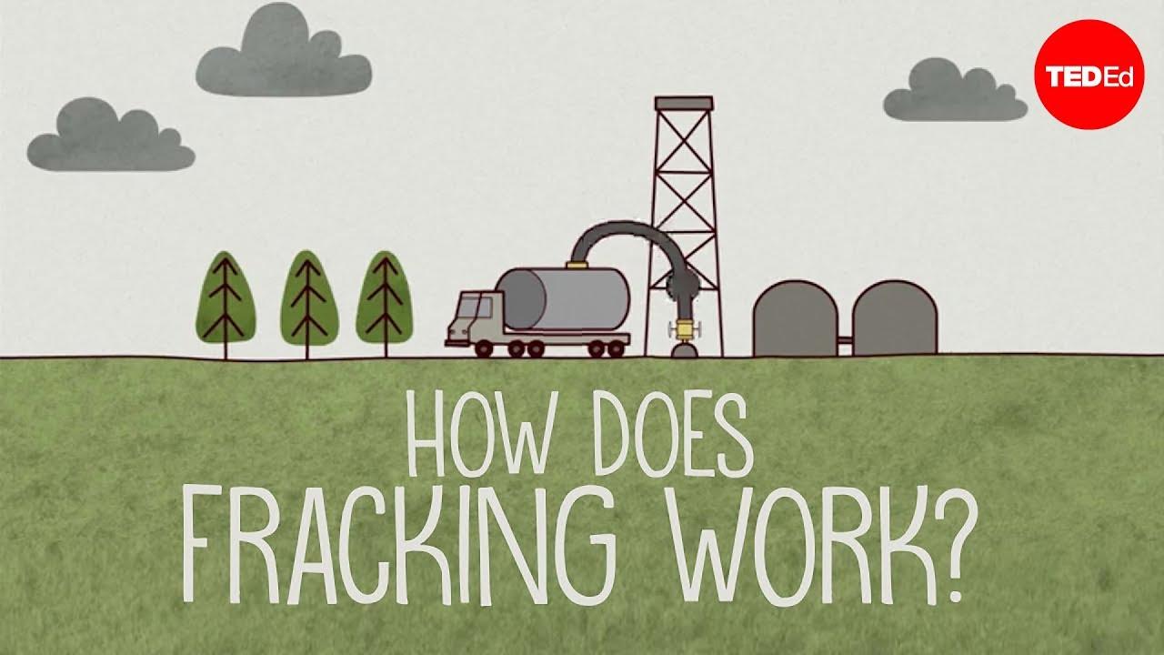 How Does Fracking Work Mia Nacamulli Youtube