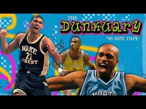 1996 ACC Dunks Mix Tape   #Dunkuary