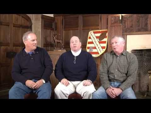 Chris Moore, Dennis Haylon, Pat McKeon recall Fairfield rugby in the early 80's.