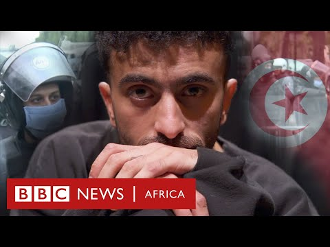Why are young Tunisians protesting? BBC Africa