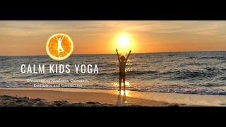 Calm Kids Yoga Testimonials