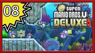 New Super Mario Bros. U Deluxe - Part 8 (4-Player)