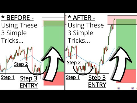 How To AVOID The Biggest Mistake ALL TRADERS Make And Start WINNING Trades With 3 Simple Tricks