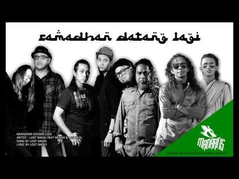 Ramadhan Datang Lagi - Lost Radio feat Muzam & Lan Ovia [Official Lyric Video]