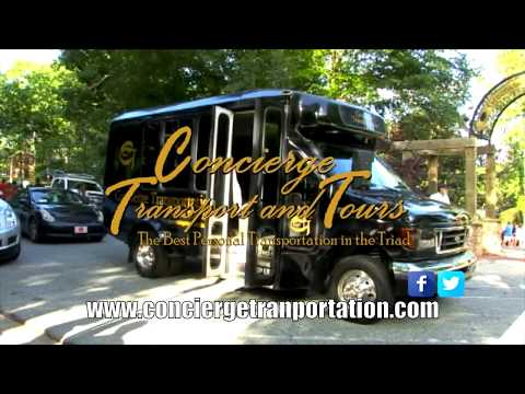 Concierge Transportation and Tours Full Promo on SPOT TV