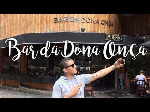 É DE COMER TE LEVA: SÃO PAULO | BAR DA DONA ONÇA - #veda22
