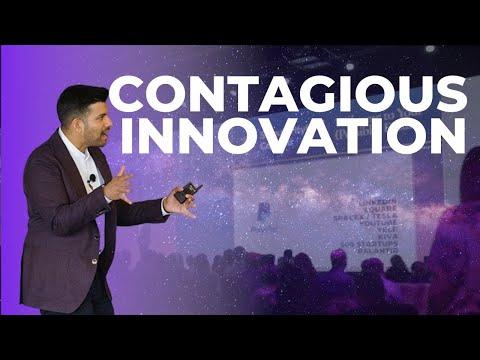 Contagious Innovation - SingularityU Canada Summit 2019 Mp3