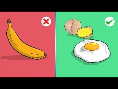 Можно ли есть бананы на голодный желудок (натощак)?