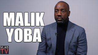Malik Yoba on Black Men Killing Each Other over Blocks They Don't Own (Part 11)