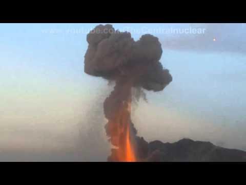 Huge Explosion in Yemen (2015)