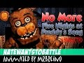 [SFM/FNAF/Music] - FNAF Song Animation: No More -