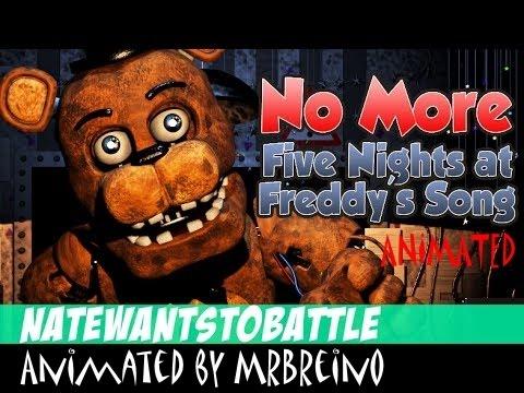 Download [SFM/FNAF/Music] - FNAF Song Animation: No More -