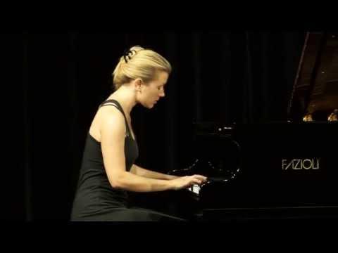 Mozart: Piano Sonata F major, KV 332 -  2nd. Movement