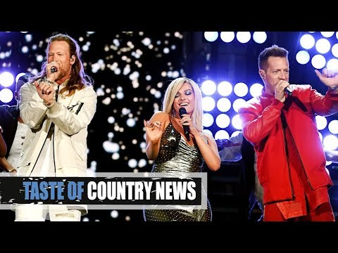 "Cover Lagu Florida Georgia Line, Bebe Rexha's ACM Performance of 'Meant to Be"" Was HOT! STAFABAND"