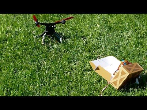 DELIVERY DRONE FAILURE!