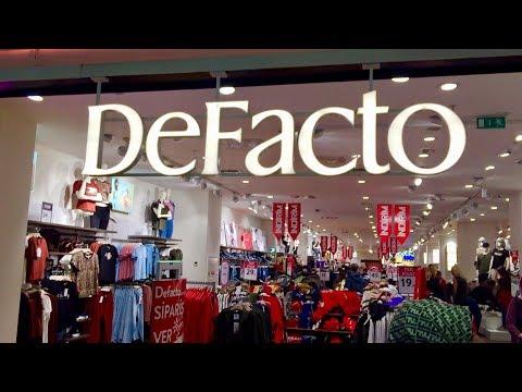Влог. Скидки в DeFacto. Фальшивые скидки в косметических магазинах.