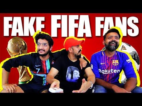 Fake Fifa Fans | Bekaar Films | Maansals