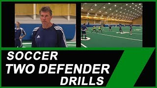 Winning Soccer Rock Solid Defense - Second Defender featuring Coach Dr. Joseph Luxbacher