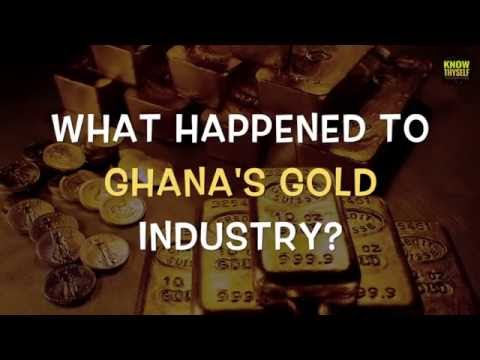 What Happened To Ghana's Gold Mines - 1300s till 1800s - Crash Course