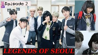 LEGENDS OF SEOUL Ep 2 (fmv) BTS Malayalam dubbed series.BTS KERALA ARMY