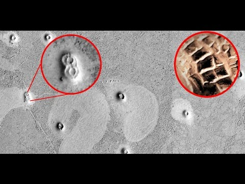 This is Mars 2017 : Ancient City Ruins Discovered On The Surface Of Mars
