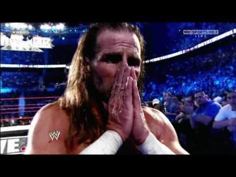 Shawn Michaels vs Undertaker Wrestlemania 26 Promo HD 720p