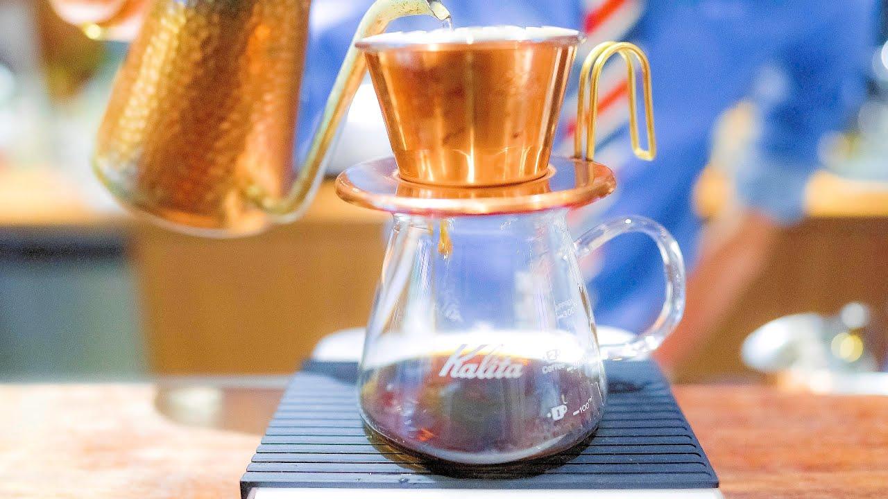 日本一のバリスタ&最先端焙煎士のコーヒー作りに密着!ASMR 職人技 Okaffe 京都 The Best Coffee Shop by Japan Champion Barista in Kyoto