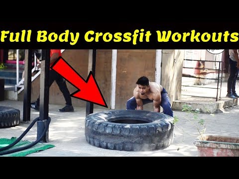 Full Body Crossfit Workouts | Fitness Fighters