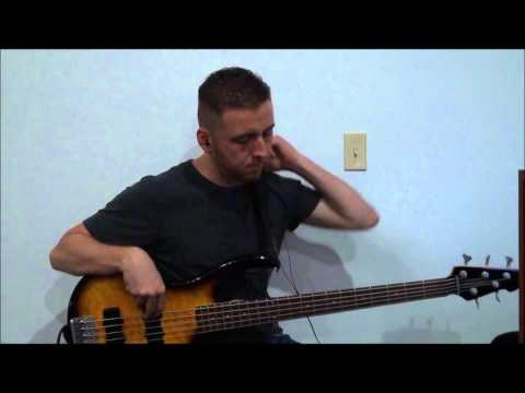 Finding Favour- Say Amen- Bass Cover