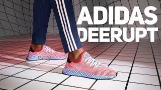 Эксклюзивный обзор adidas DEERUPT