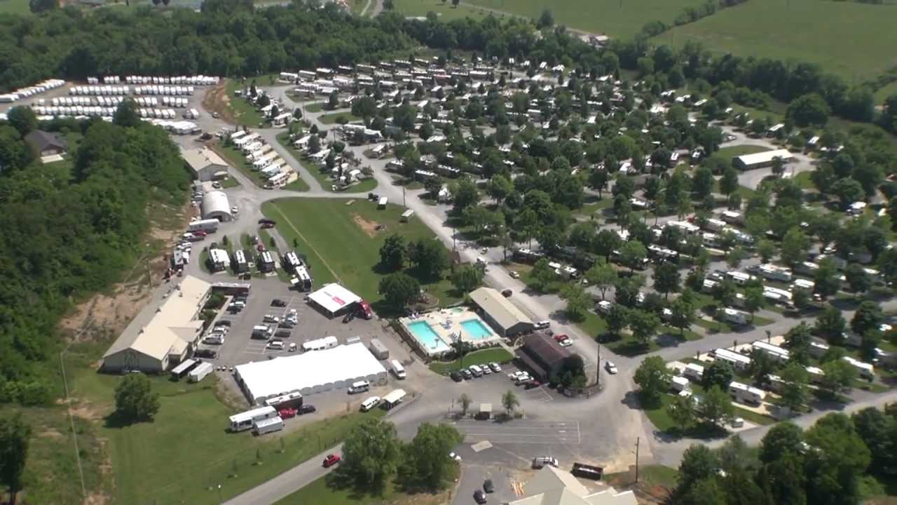 Two Rivers Rv Park Tn