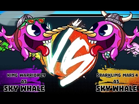 Nickelodeon: SUPER BRAWL WORLD – Sky Whale