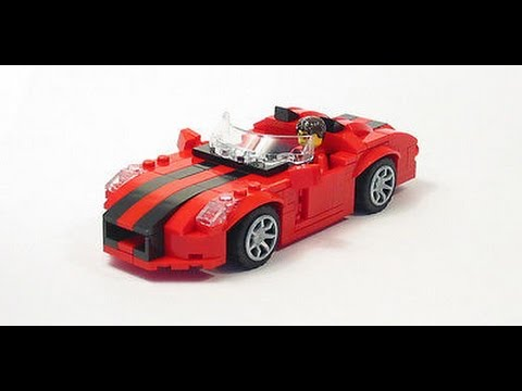 lego city voiture sport lego jouets pour les enfants youtube. Black Bedroom Furniture Sets. Home Design Ideas