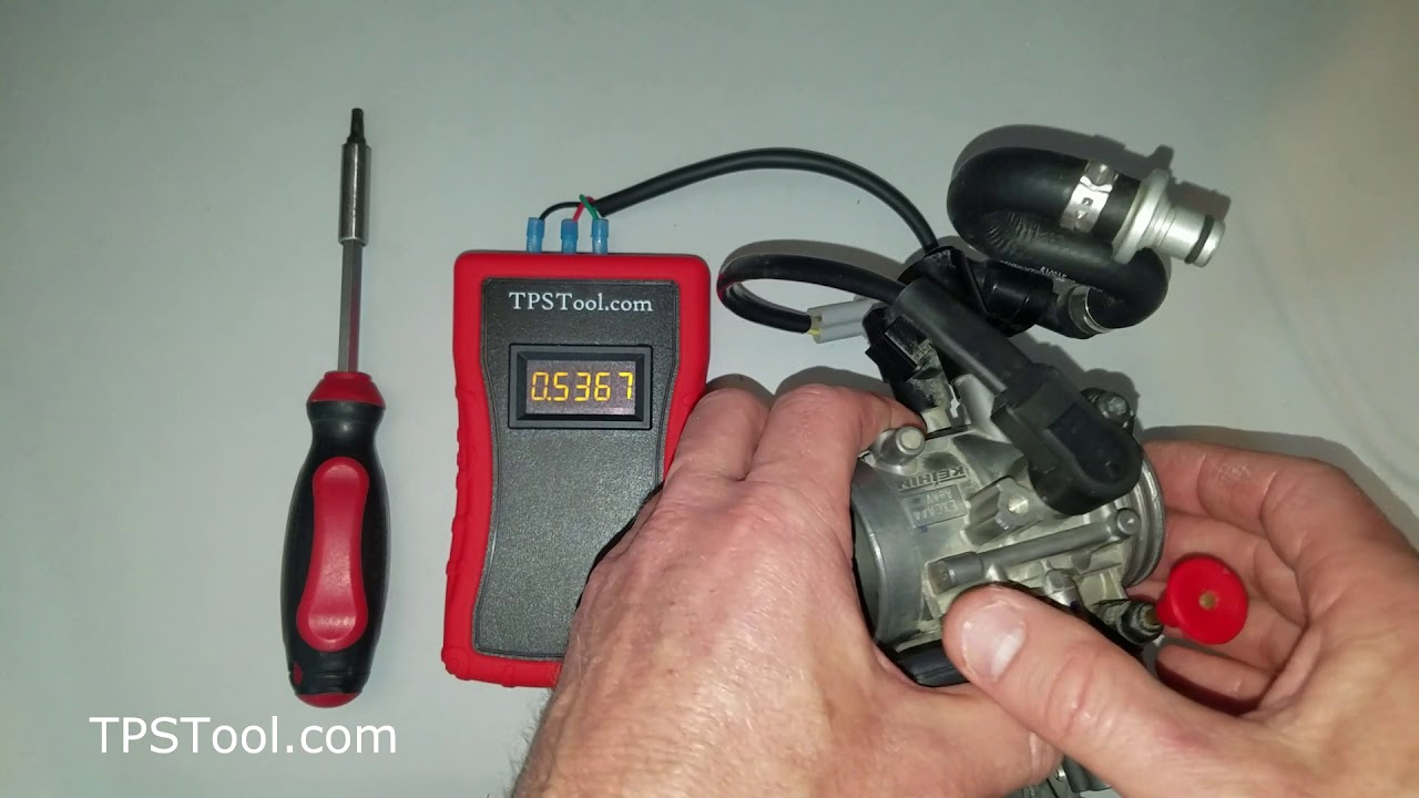 How To reset your TPS to factory default (Throttle Position Sensor)