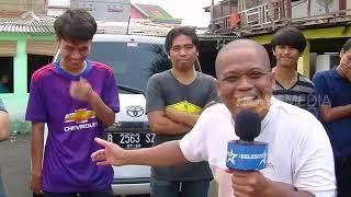 Aksi Bang Sapri Jualan Soto Mie Dan Bubur Ayam