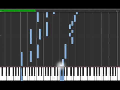 Amexks - The Bard's tale (synthesia)