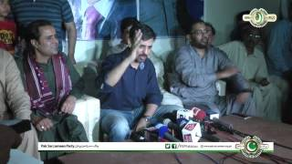 Mustafa Kamal Visit Sukkur And Other Places