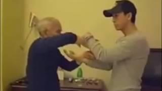 Ип Чун обучает Донни Йена