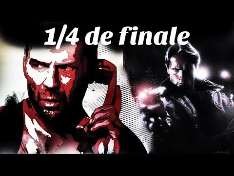 Terminator vs Die Hard 3 (Feat cinfiles) 1/4 de finale !