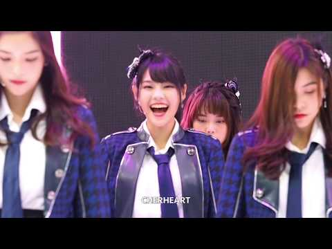 180408 Fancam เฌอปราง Cherprang BNK48 - RIVER @ International Motor Show