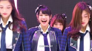 180408 Fancam Cherprang Bnk48 River International Motor Show