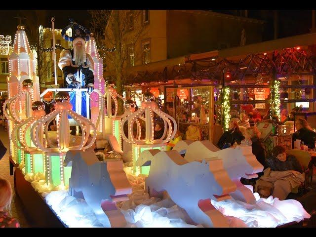Christmas Parade in Valkenburg 2016