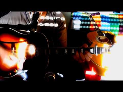 Misery The Beatles ((°J°)) Acoustic Cover w/ Epiphone EJ-160E & Bluesharp