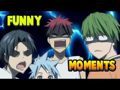 Kuroko no Basket Funny Moments