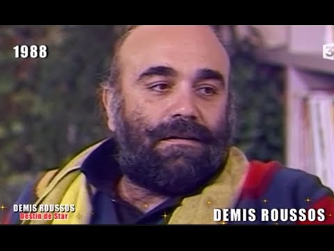 Homage to Demis Roussos - Fusion of interviews on French TV channel.