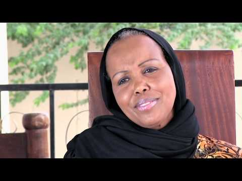 Leila left Finland to start her own business in Somalia
